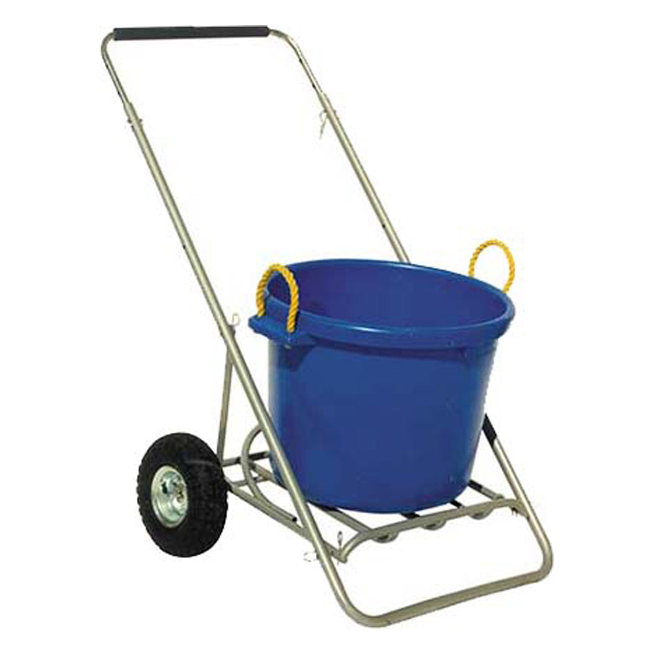 Tuff Stuff Muck Cart (300Lbs) Gray - Us Patent - Buckets Pails Feeders Scoops Tubs Bottles Tuff Stuff - Canada