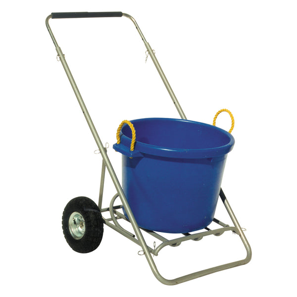 Tuff Stuff Muck Cart (300Lbs) Flat Free - Buckets Pails Feeders Scoops Tubs Bottles Tuff Stuff - Canada