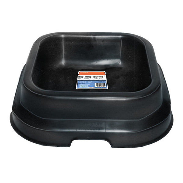 Tuff Stuff Square Pan - Buckets Pails Feeders Scoops Tubs Bottles Tuff Stuff - Canada