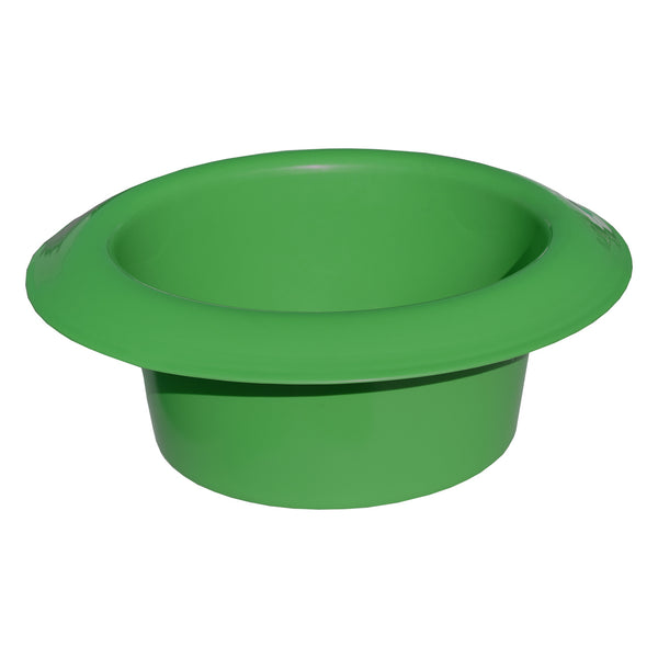 Tuff Stuff Round Tire Feeder 16 Qts (Forest Green) - Buckets Pails Feeders Scoops Tubs Bottles Tuff Stuff - Canada