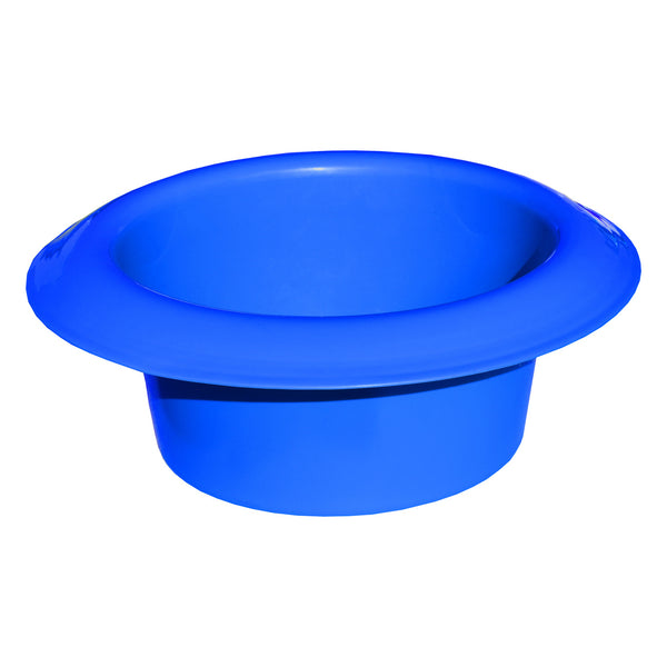 Tuff Stuff Round Tire Feeder 16 Qts (Blue) - Buckets Pails Feeders Scoops Tubs Bottles Tuff Stuff - Canada