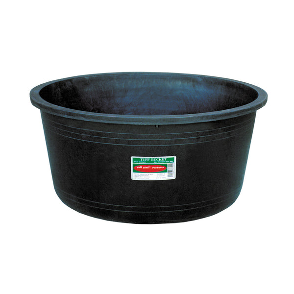 Tuff Stuff Hd Round Tub 37 Gallon - Buckets Pails Feeders Scoops Tubs Bottles Tuff Stuff - Canada