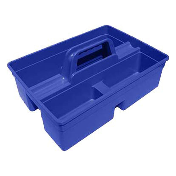 Tuff Stuff Tote Carry Caddy Square - Blue - Buckets Pails Feeders Scoops Tubs Bottles Tuff Stuff - Canada