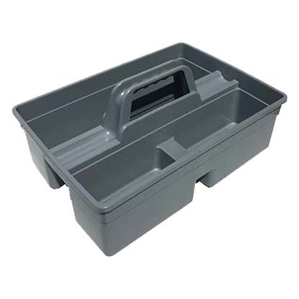 Tuff Stuff Tote Carry Caddy Square - Grey - Buckets Pails Feeders Scoops Tubs Bottles Tuff Stuff - Canada