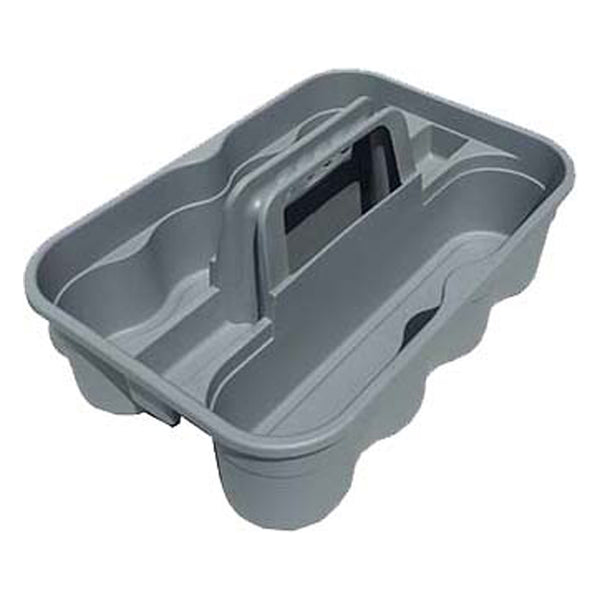 Tuff Stuff Bottle Carry Caddy - Grey - Buckets Pails Feeders Scoops Tubs Bottles Tuff Stuff - Canada