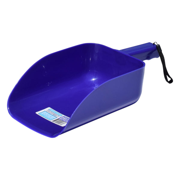 Tuff Stuff Open Square Scoop - Purple - Buckets Pails Feeders Scoops Tubs Bottles Tuff Stuff - Canada