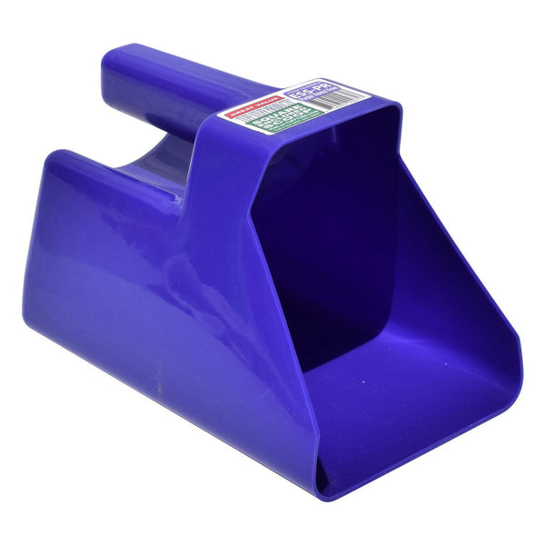 Tuff Stuff Enclosed Square Scoop - Purple - Buckets Pails Feeders Scoops Tubs Bottles Tuff Stuff - Canada