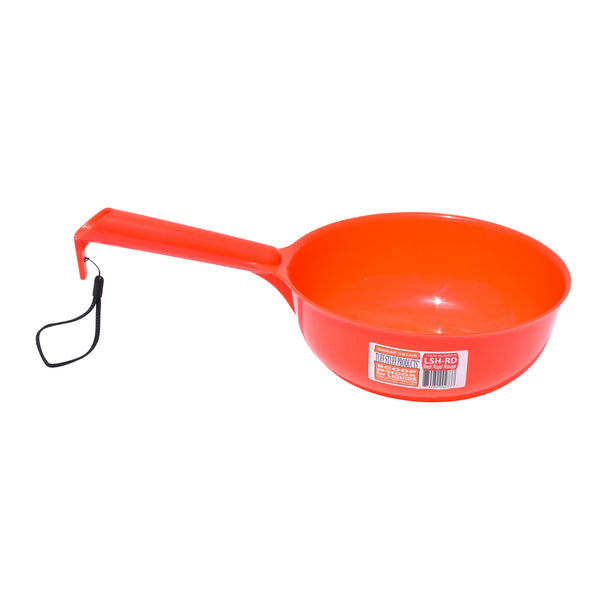 Tuff Stuff Liquid Scoop W/ Hook - Red - Buckets Pails Feeders Scoops Tubs Bottles Tuff Stuff - Canada