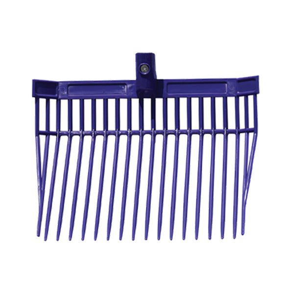 Tuff Stuff barn fork head only (Purple)