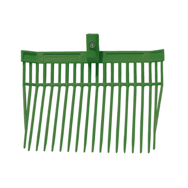 Tuff Stuff barn fork head only (Green)