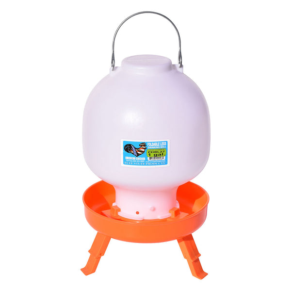 Tuff Stuff foldable legs drinking ball 1 Gal