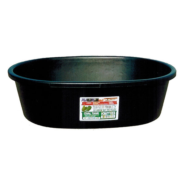 Tuff Stuff Oval Tank 30Gal - Tanks Drums Tuff Stuff - Canada