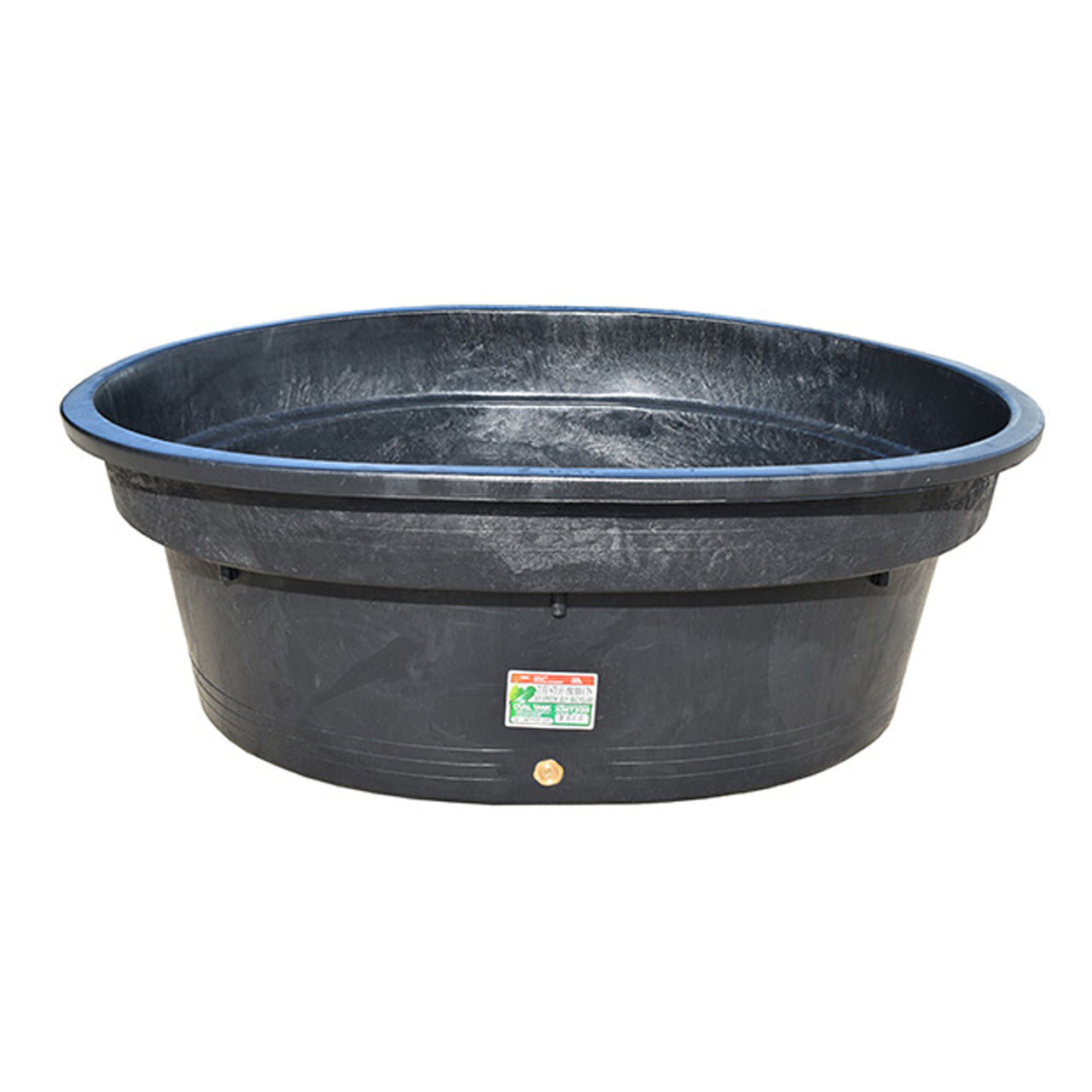 Tuff Stuff Oval Tank With Plug 85 Gal - Tanks Drums Tuff Stuff - Canada