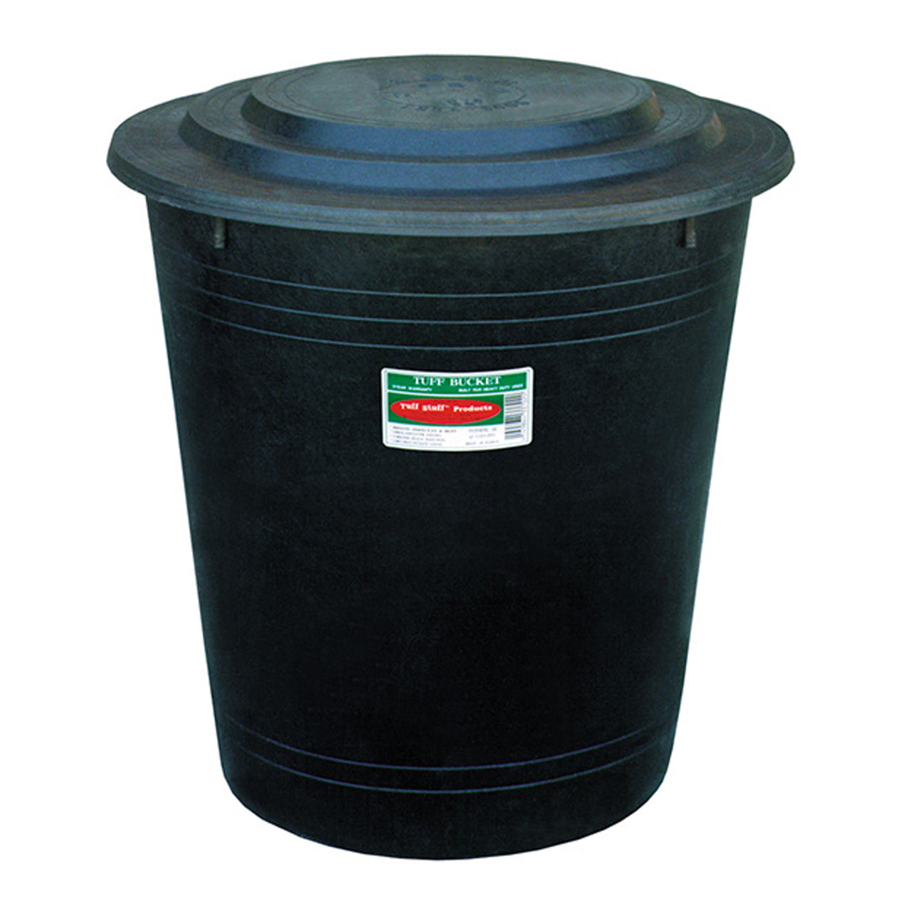 Tuff Stuff Drum With Lid 27 Gal - Tanks Drums Tuff Stuff - Canada