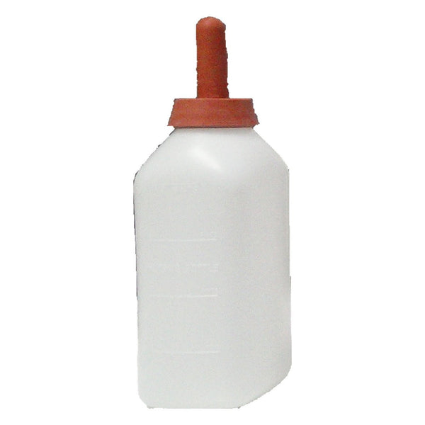 Cattle Boss Calf Bottle Nipple Snap Cap 2L - Nursing Weaning And Fluid Feeding Cattle Boss - Canada