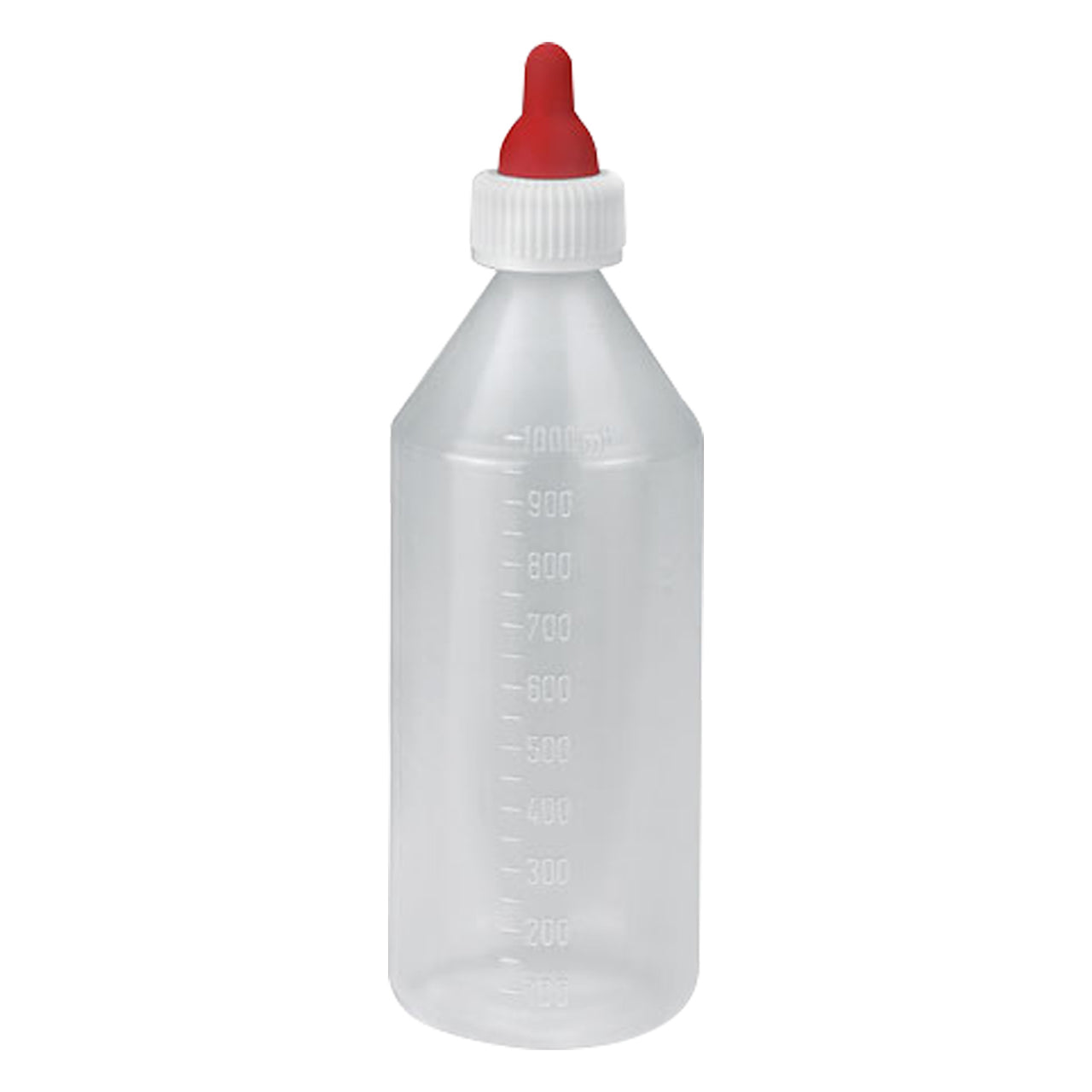Kerbl Lamb Bottle Screw Nipple (Included) 1L - Nursing Weaning And Fluid Feeding Kerbl - Canada