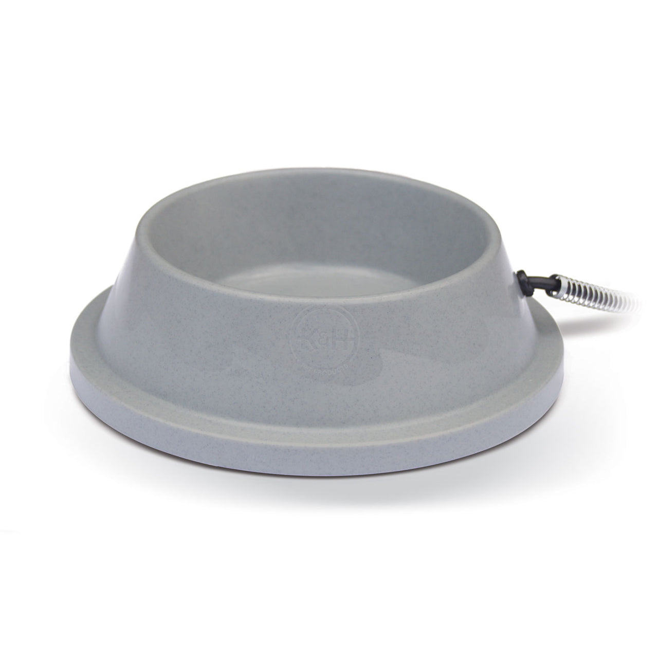 K&h Pet Products Thermal-Bowl 32Oz. Slate Gray 12W - K&h Pet Products - Canada