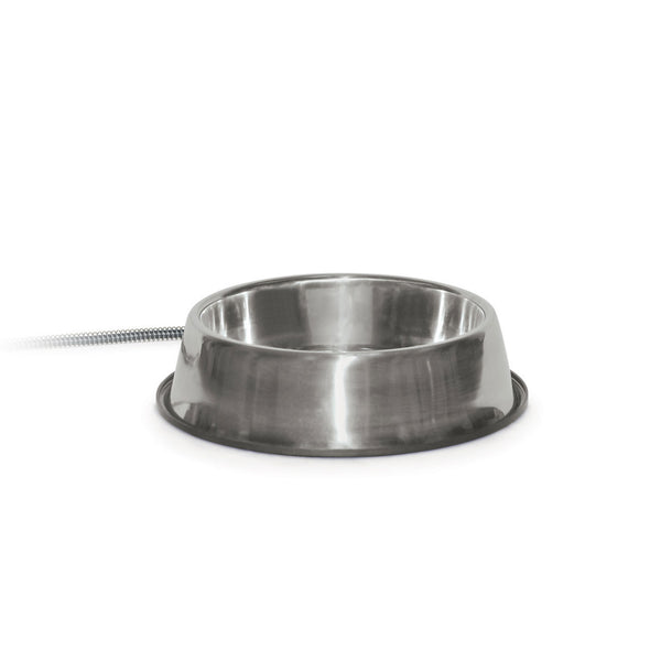 K&h Pet Products Thermal-Bowl 120Oz. Stainless Steel 25W - K&h Pet Products - Canada