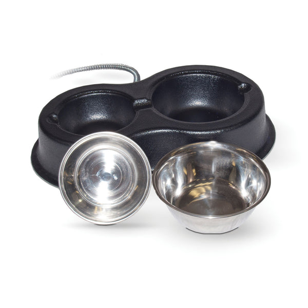 K&h Pet Products Thermo-Kitty Cafe Stainless 30W - K&h Pet Products - Canada