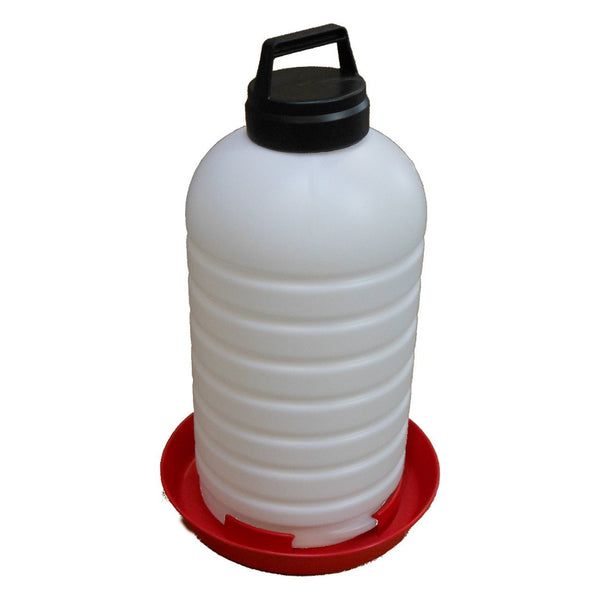 Millside Top Fill Poultry Fountain 7 Gallon (Sold In 2S) - Poultry Waterers Plastic Millside - Canada
