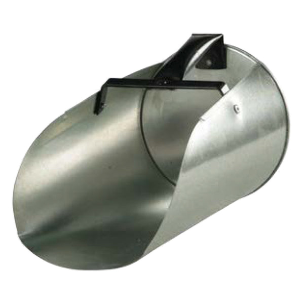 Millside Galvanized Feed Scoops 6 Quart - Feed Scoops Metal Farm-Tuff - Canada