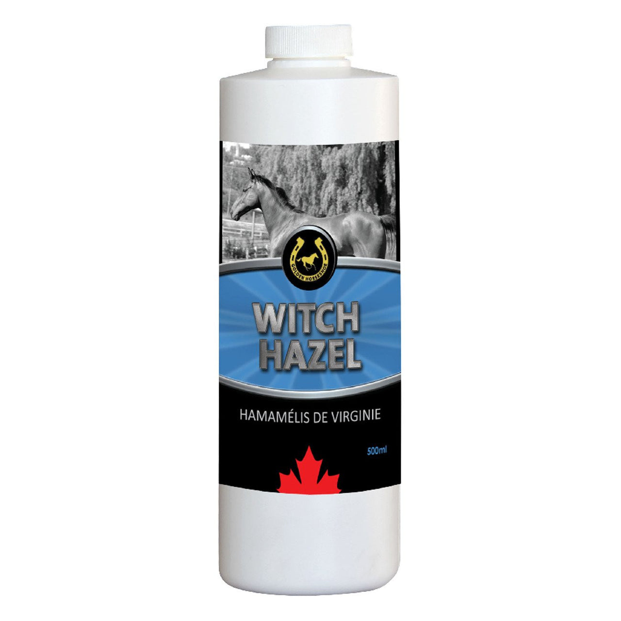 Ghs Witch Hazel 500Ml - Equine Supplements Ghs - Canada
