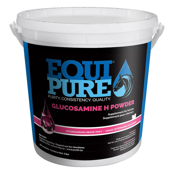 Equipure Glucosamine H Powder (Salt-Free) 3Lbs - Equine Supplements Equipu - Canada
