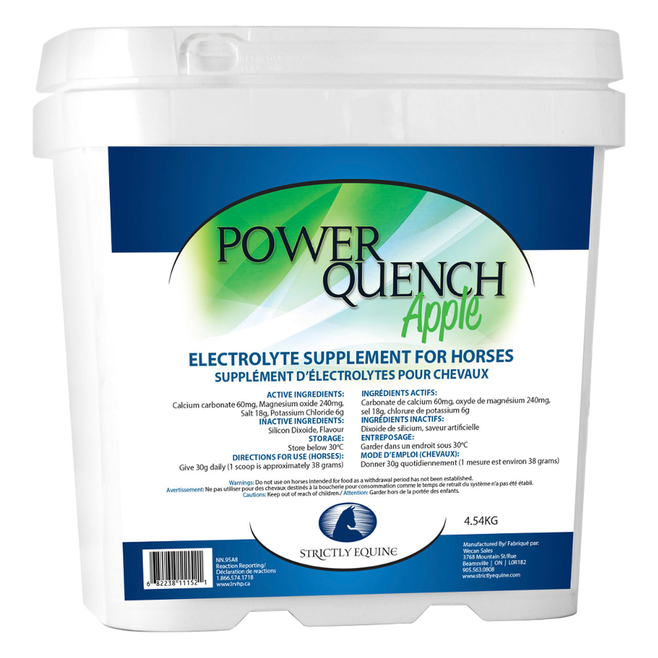Strictly Equine Power Quench Apple 13.6kg
