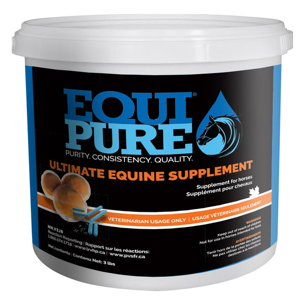 Equipure Ultimate Equine Supplement 3Kg - Equine Supplements Equipure - Canada