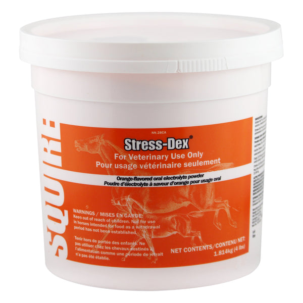 Stress-Dex Electrolyte 4Lbs - Production Animal Supplements Stress-Dex - Canada