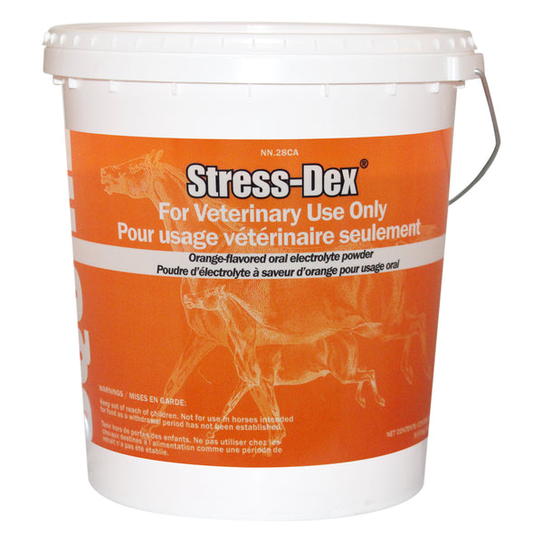 Stress-Dex Electrolyte 20Lbs - Production Animal Supplements Stress-Dex - Canada