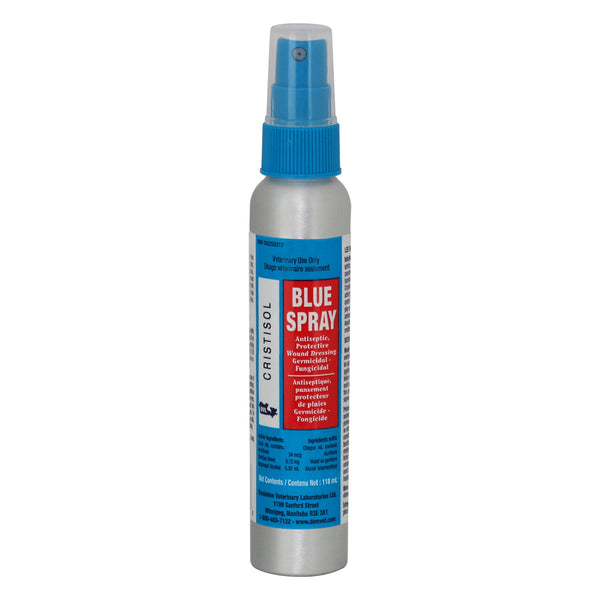 Cristisol Blue Spray