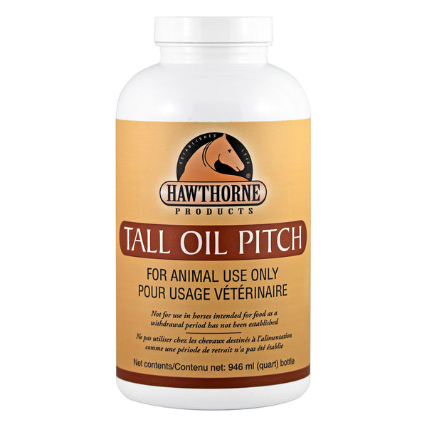 Hawthorne Tall Oil Pitch 946Ml - Hoof Care Hawthorne - Canada