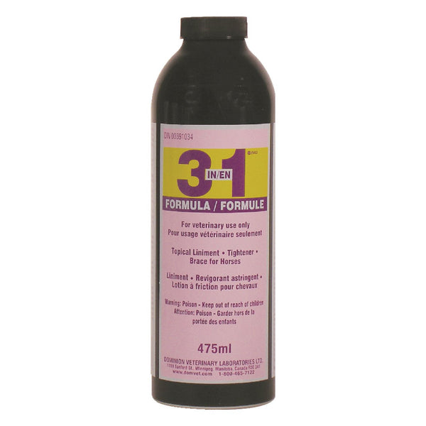 Buckley 3 in 1 Formula  475ml