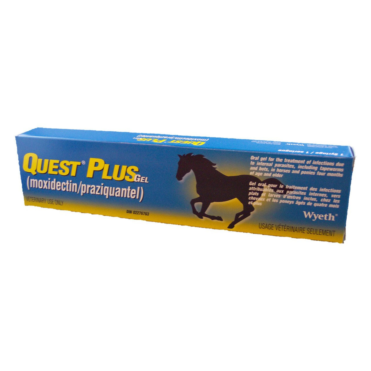 Quest Plus Gel (2% Moxidectin 12.5% Praziquantel) - Parasiticides Zoetis - Canada