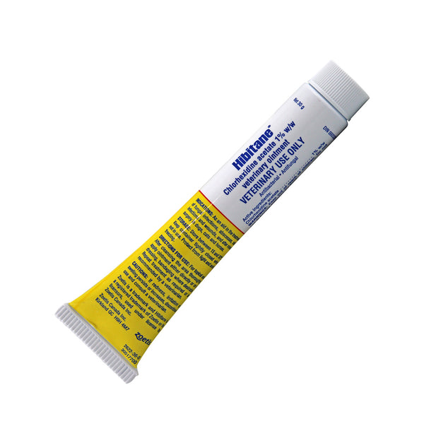 Hibitane Veterinary Ointment 30G - Parasiticides Hibitane - Canada