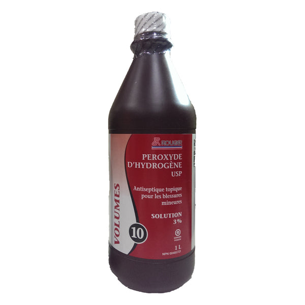 Rougier Vap Hydrogen Peroxide Spray (3%) 1L - Parasiticides Rougier - Canada