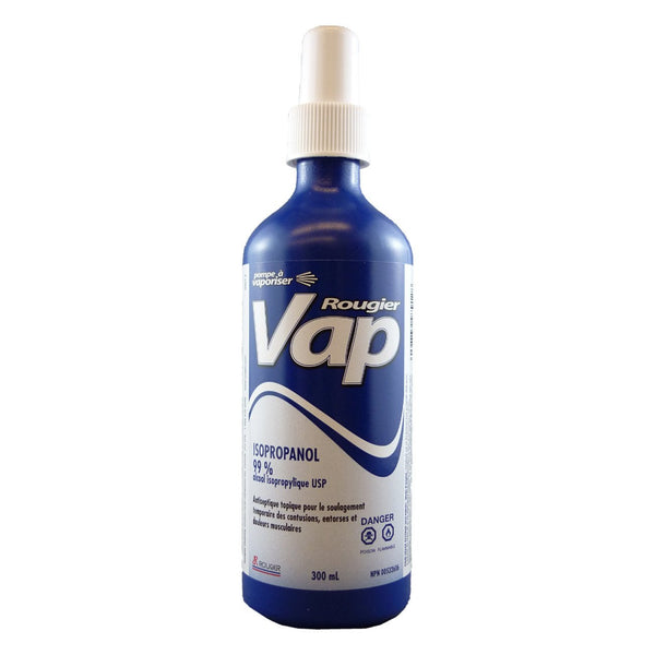Rougier Vap Alcohol Isopropanol 99% 300Ml - Parasiticides Rougier - Canada