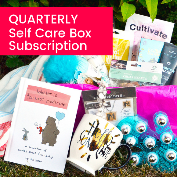 HavenTree Quarterly Subscription Box - HavenTree - The Self Care Shop
