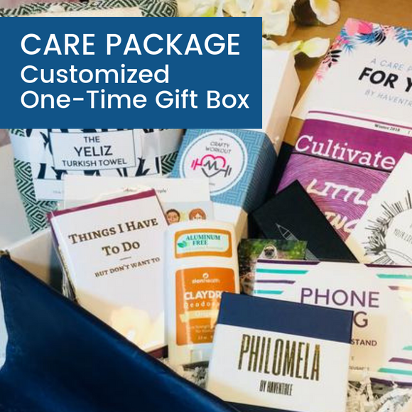 HavenTree Care Package (One Time Gift Box) - HavenTree - The Self Care Shop