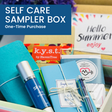 Self Care Sampler Box (Non-Subscription) - HavenTree - The Self Care Shop