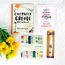 Cut, Paste, Create Collage Journal Kit
