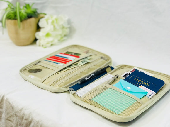 K.Y.S.T. Organizers and Travel Wallets - HavenTree - The Self Care Shop