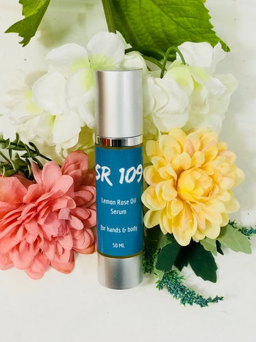 SR 109 Oil Serum for Hands &  Body