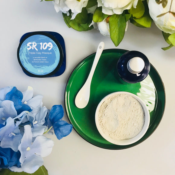PRACTICALLY PERFECT Triple Clay Masque - HavenTree - The Self Care Shop