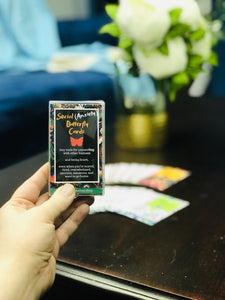 Social (Anxiety) Butterfly Cards - HavenTree - The Self Care Shop