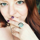 The Strong & Steady Aromatherapy Ring - HavenTree - The Self Care Shop