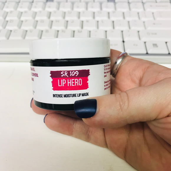 Lip Hero Intensive Moisture Lip Mask - HavenTree - The Self Care Shop