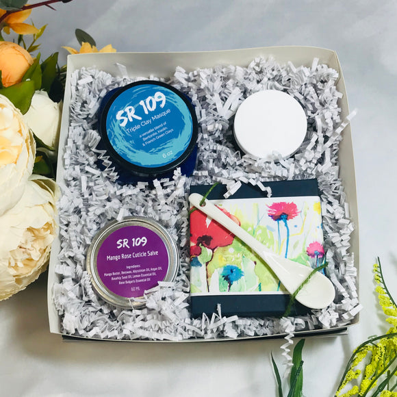 Spa Mix & Mask Gift Set - HavenTree - The Self Care Shop