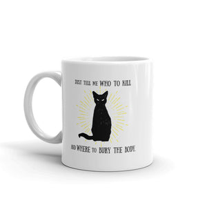 Vengeance Kitty Mug - HavenTree - The Self Care Shop